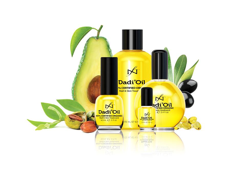Pedique Voetzorg verkoop dadi'Oil