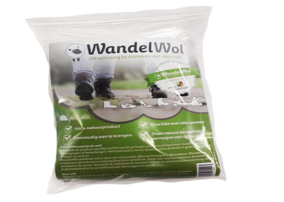Pedique Pedicure Wandelwol verkooppunt